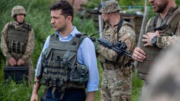 Зеленский предположил, что Украина вернет Крым в свой состав с помощью международных партнеров