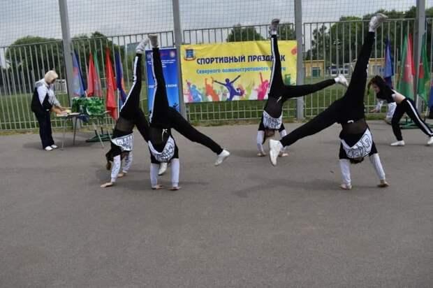 На Фестивальной пройдет спортивный праздник к Дню города