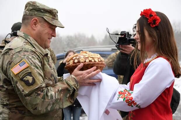 США хотят увеличить свое военное присутствие на Украине