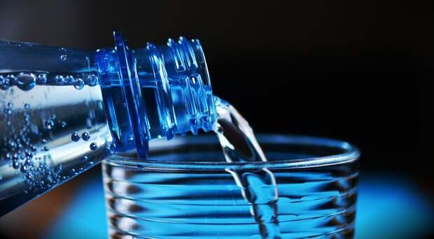 Бутылка, Минеральная Вода, Стекло