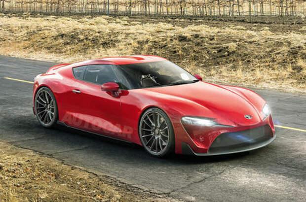 Новая Toyota Supra: какой она будет?