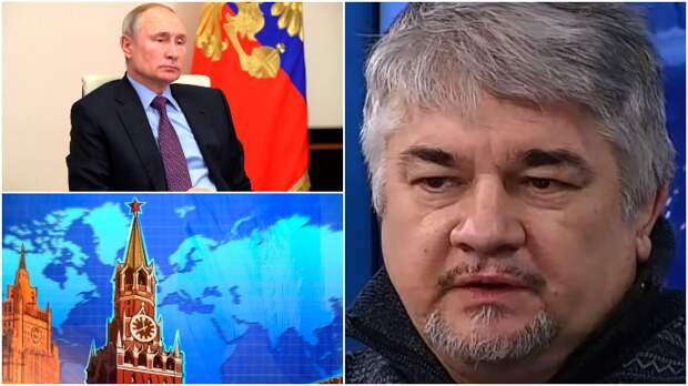"""Ищенко: Путин предупредил Запад о последствиях нападок на Россию и ее историю / Коллаж: ФБА """"Экономика сегодня"""""""