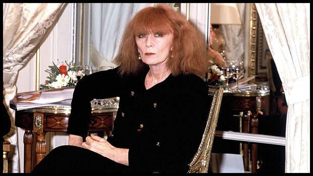 25 августа в Париже скончалась французский кутюрье Соня Рикель.