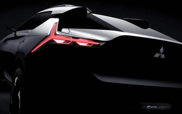 Mitsubishi возродит легендарный Evolution. И он будет электрическим!