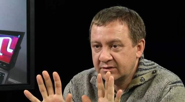 Сбежавший из России журналист Муждабаев отреагировал на выпад пьяного Порошенко