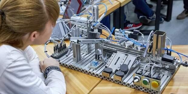 Сергунина: Детские технопарки Москвы подготовили программу на летние каникулы. Фото: М. Денисов mos.ru
