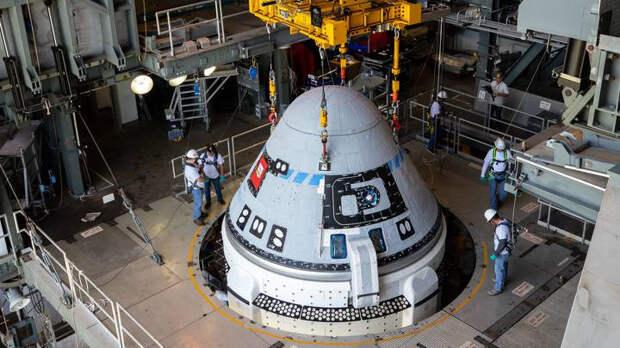 В NASA запланировали обсуждение проблем космического корабля Starliner