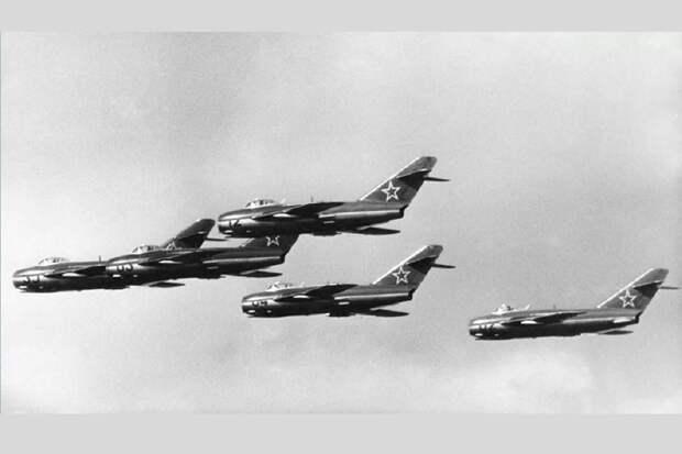 70 лет назад советские асы устроили катастрофу в ВВС США