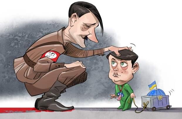 Зеленский разогнал антифашистскую акцию против ультраправого насилия