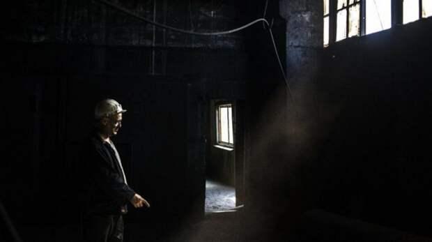Под чутким руководством паразитов на украинских электростанциях заканчивается уголь