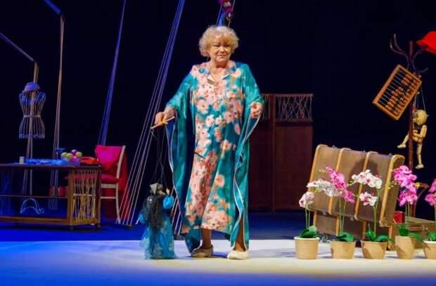 Ушла из жизни еще одна талантливая актриса Театра Чехова