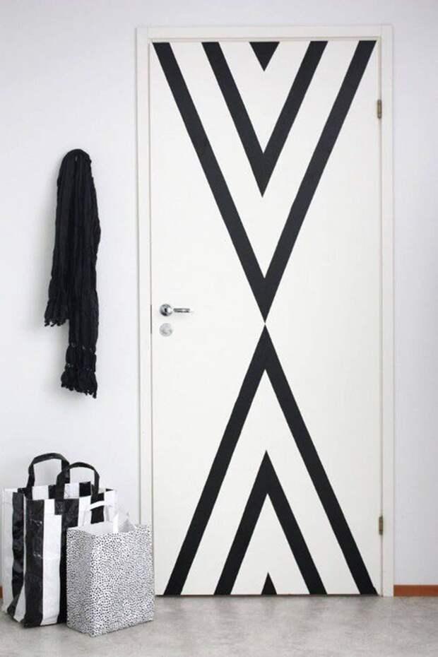 Двери как новые! Реставрация и 7 идей покраски