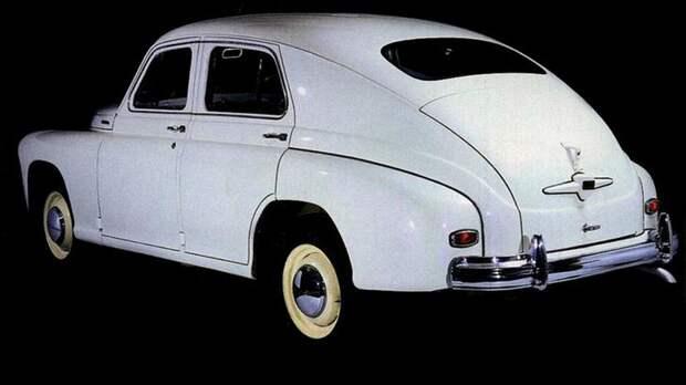 ГАЗ М-20 Победа '11.1949–55
