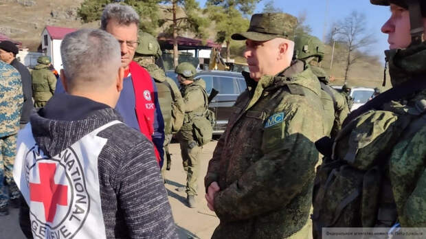 Песков сообщил о нормализации ситуации в Нагорном Карабахе