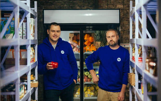 Разогнать облака над Америкой: как двое россиян захватывают рынок экспресс-доставки продуктов в Нью-Йорке