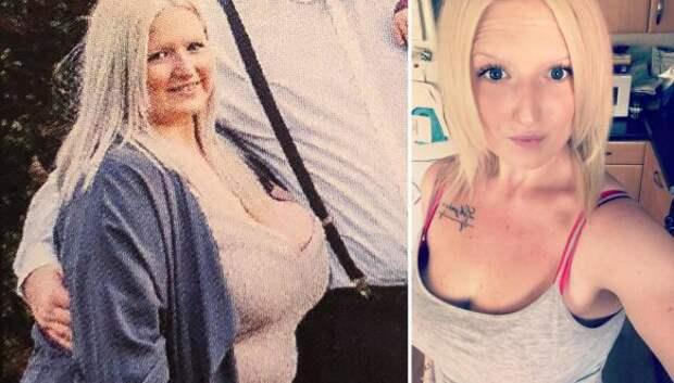 Диета быстрого приготовления: женщина сбросила половину веса, питаясь фаст-фудом и полуфабрикатами