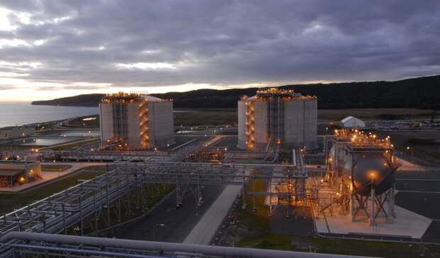 На3,7% увеличилось производство СПГ вРоссии за11 месяцев 2020