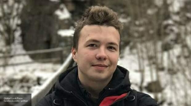 Протасевич  рассказал, кто оставил у него «следы» на руках