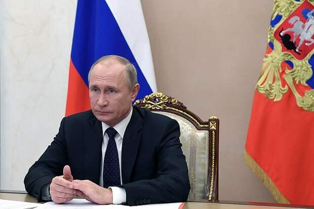 Песков: Путин не планирует полноценный летний отпуск