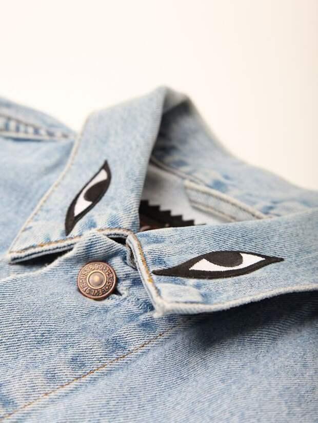 Необычные джинсовки (трафик)