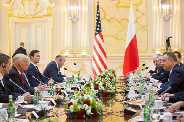 США и Польша против «Северного потока-2»