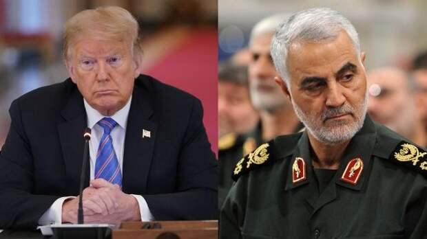 Иракский суд предписал арестовать Трампа поделу обубийстве Сулеймани