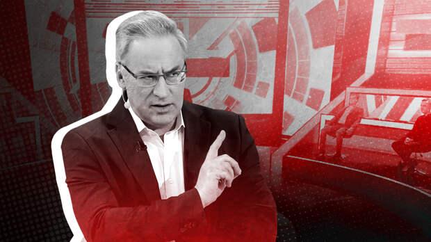 Телеведущий Норкин озадачил зал анекдотом про «маразматика» Байдена