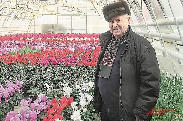 Виталий Казанков.