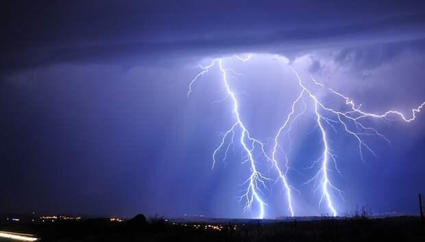 «Желтый» уровень погодной опасности продлили в Московском регионе на 5 мая из‑за грозы