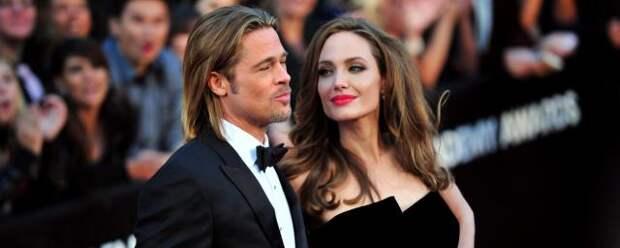 Брэд Питт смог добиться совместной опеки над детьми от Анджелины Джоли