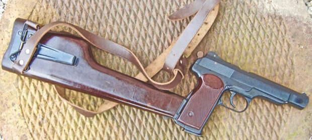 Так что на вооружение пистолет не пошел. ¦Фото: firearmsnews.com.