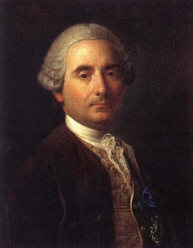 Пьетро Ротари художник и друг Сен-Жермена
