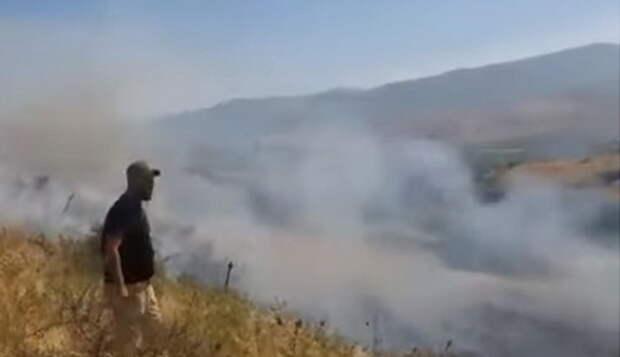 Израильские танкисты пресекли провокацию на границе с Ливаном