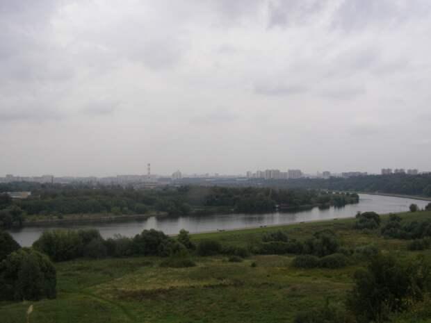 Прогулки по Коломенскому.