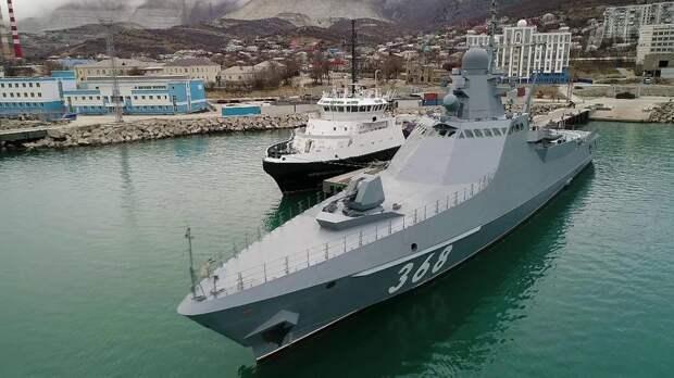 Китайские эксперты назвали российский корабль, который станет козырем ВМФ РФ