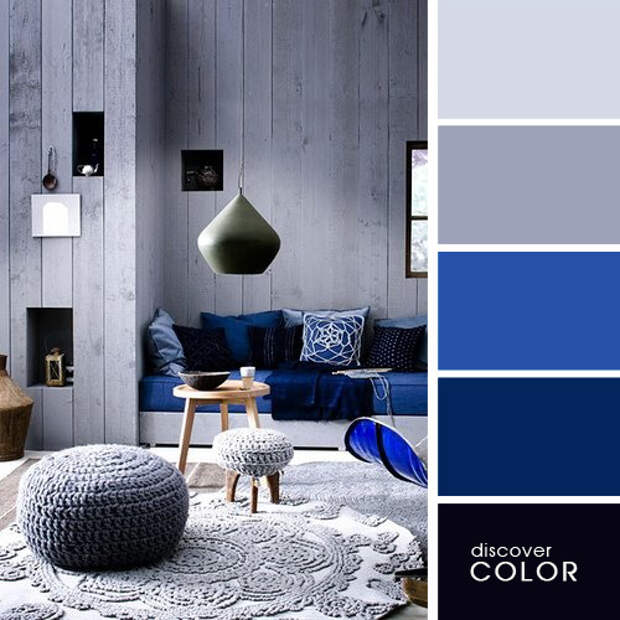 выбираем цвета для оформления квартиры