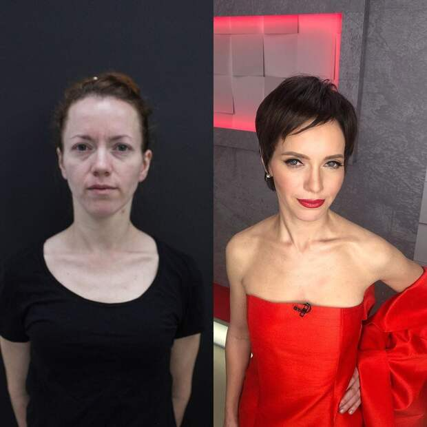 19 работ стилиста, который с помощью макияжа и причёски меняет девушек до неузнаваемости