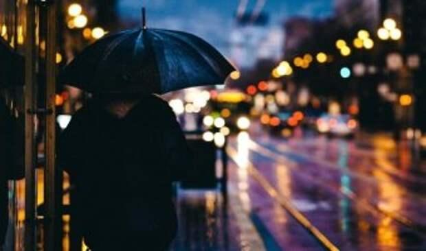 Погода на 15 мая: дождь