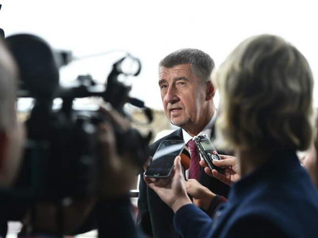 Бабиш: Чехия может потребовать от РФ компенсацию ущерба за взрыв на складе боеприпасов