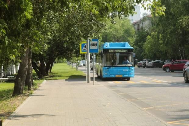Маршрут автобуса 88к продлевается до «Тушинской» с 24 июня