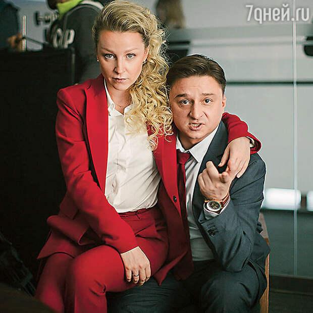 Ольга Медынич: «Ощущение семьи у нас с Павлом Деревянко возникло не сразу»