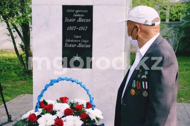 В Уральске отметили День Победы