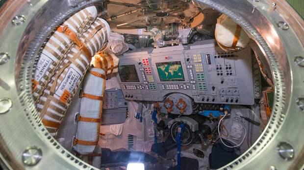 Спускаемый модуль корабля «Союз МС-08» выставили на продажу