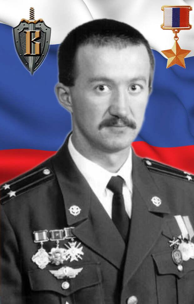 Подполковник МЕДВЕДЕВ Дмитрий Геннадьевич