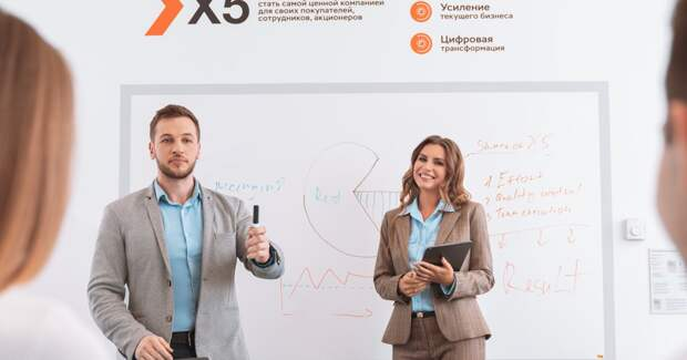 X5 Retail Group переводит сотрудников в phygital-офис