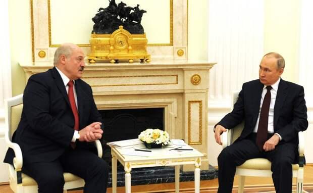 Борьба с внешними угрозами: эксперты о главных темах встречи Путина и Лукашенко