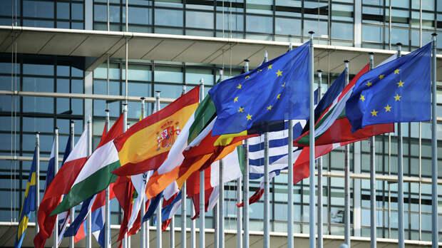 Флаги стран Евросоюза - РИА Новости, 1920, 09.09.2020