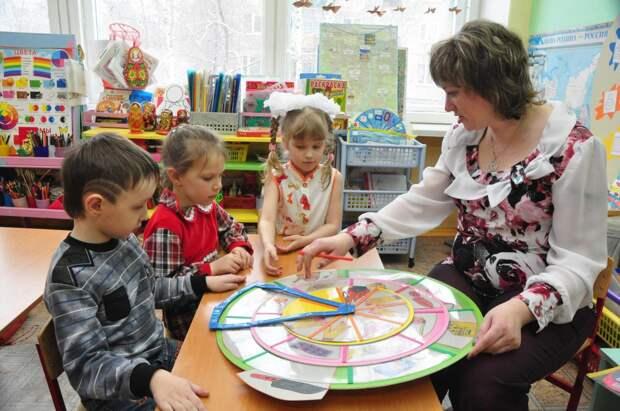 Около 3400 дополнительных мест создадут в нижегородских детсадах