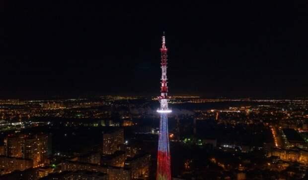 Загорится огнями: символику «Российской студвесны» покажут нанижегородской телебашне