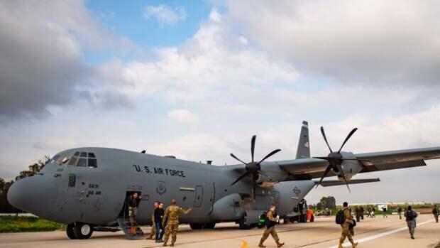 Американский десант высадился в Эстонии в рамках учений Swift Response